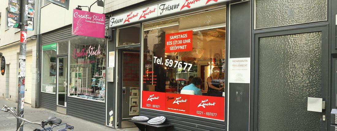 Friseur Belgisches Viertel Köln